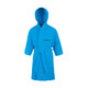 speedo Microterry Bathrobe Juniors Japan Blue
